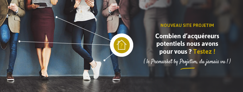 premarket by projetim - site d'agence immobiliere a toulouse - webdesign Muriel Goudol